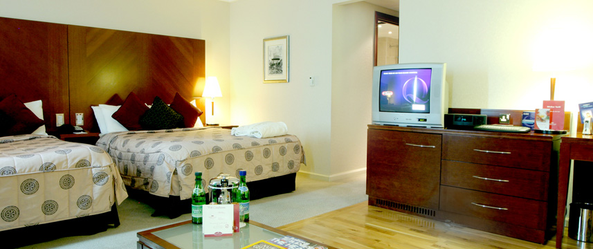 Crowne Plaza NEC Junior Suite