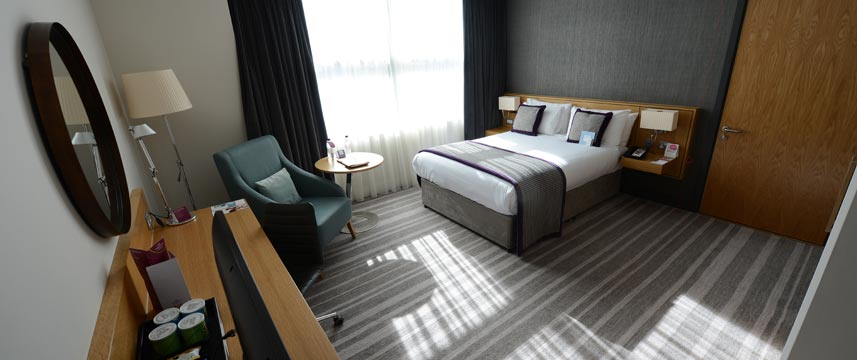 Crowne Plaza Newcastle Stephenson Quarter Accessible Double