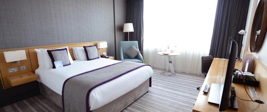 Crowne Plaza Newcastle Stephenson Quarter Deluxe Room
