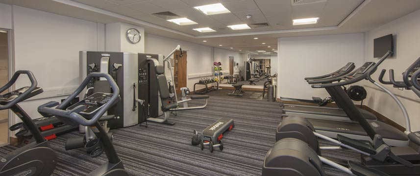 Crowne Plaza Newcastle Stephenson Quarter Gym