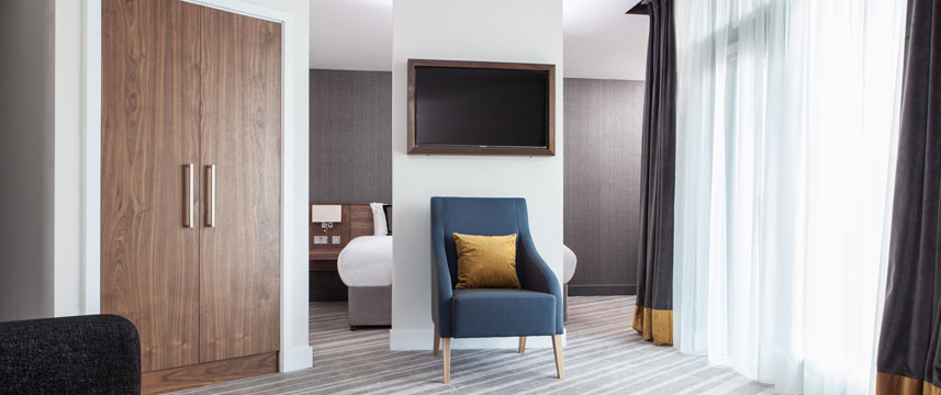 Crowne Plaza Newcastle Stephenson Quarter Junior Suite