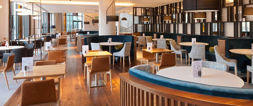 Crowne Plaza Newcastle Stephenson Quarter Restaurant