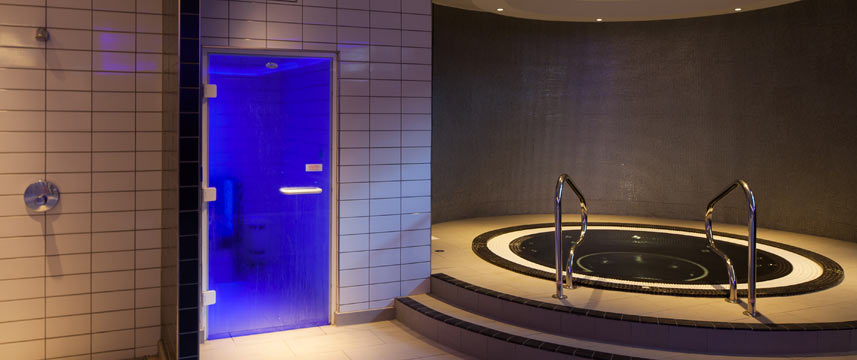 Crowne Plaza Newcastle Stephenson Quarter Steam Room