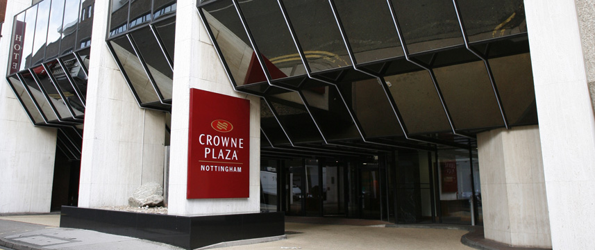 Crowne Plaza Nottingham - Exterior