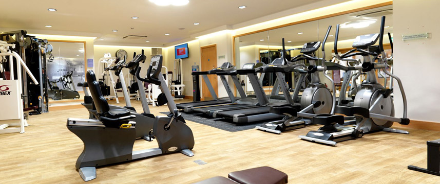 Crowne Plaza Nottingham - Gym