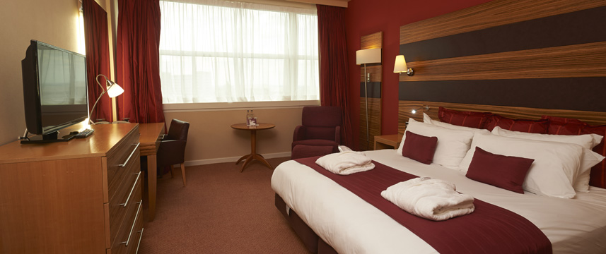 Crowne Plaza Nottingham - King Room
