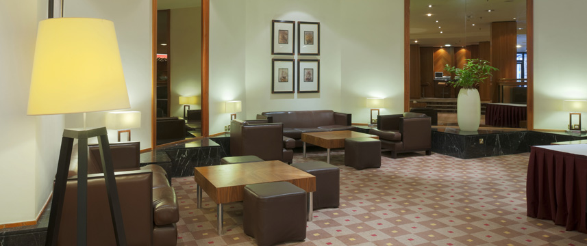 Crowne Plaza Nottingham - Lobby