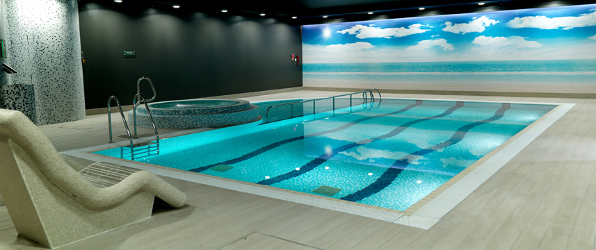 Crowne Plaza Nottingham - Pool