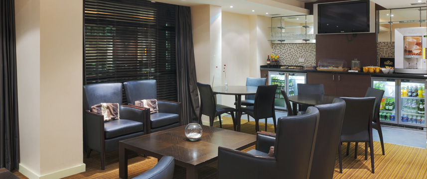 Crowne Plaza Nottingham - Seating