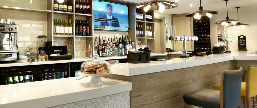 Crowne Plaza Plymouth - Bar