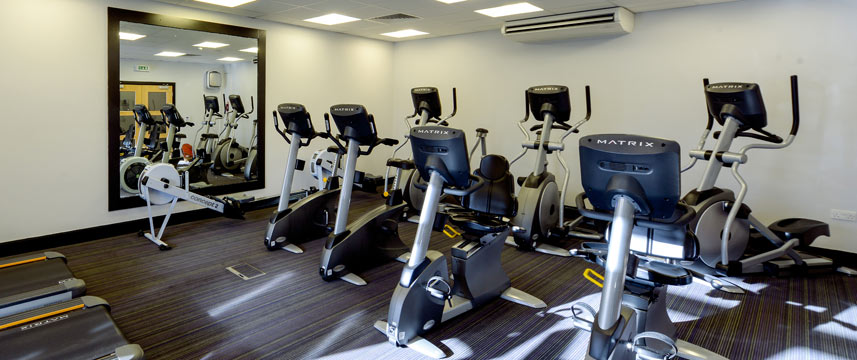 Crowne Plaza Plymouth - Gym