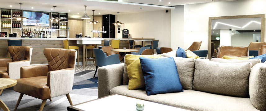 Crowne Plaza Plymouth - Lounge