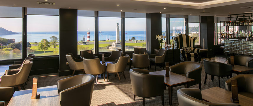 Crowne Plaza Plymouth - Marcos Bar