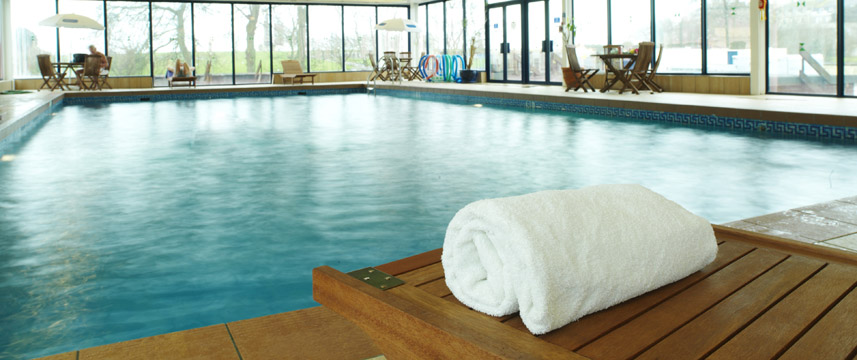 Crowne Plaza Plymouth - Pool
