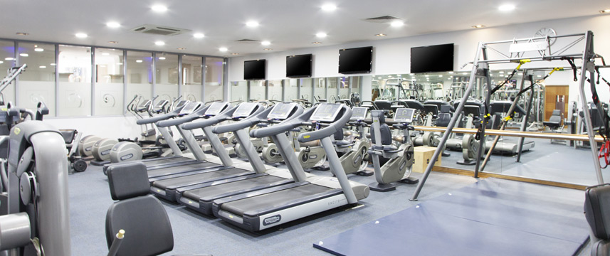 Crowne Plaza Reading - Gym