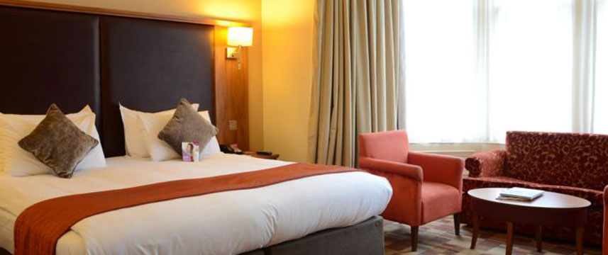 Crowne Plaza Royal Terrace - King Room