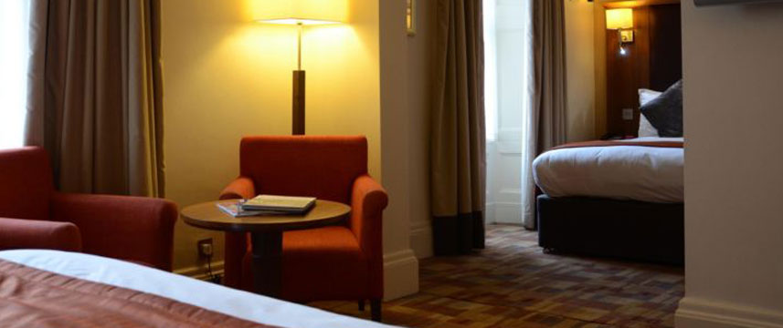 Crowne Plaza Royal Terrace - Suite