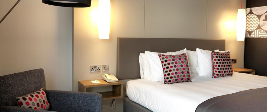 Crowne Plaza Solihull - Double