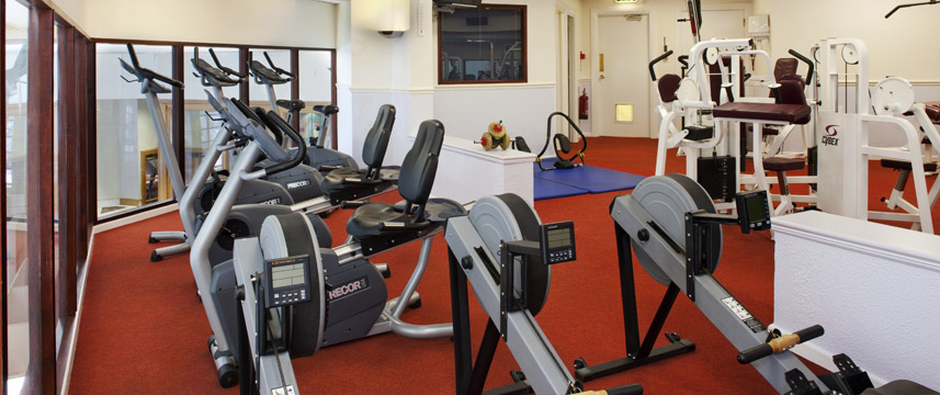 Crowne Plaza Solihull - Gym