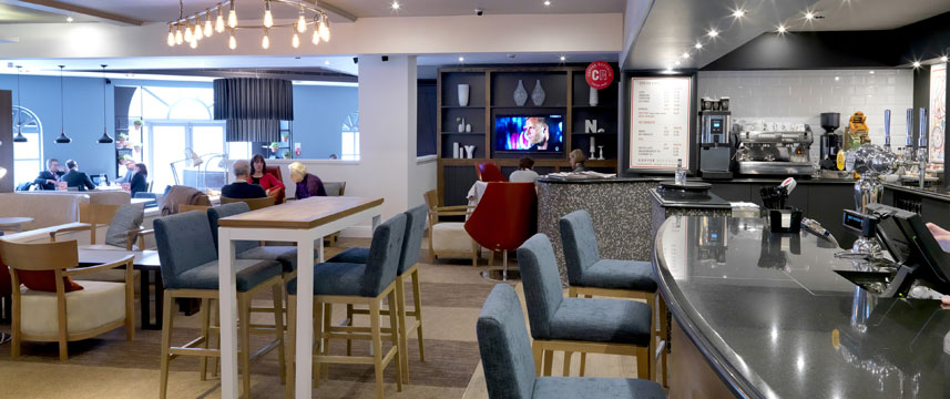 Crowne Plaza Solihull - Lounge