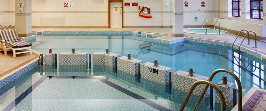 Crowne Plaza Solihull - Pool