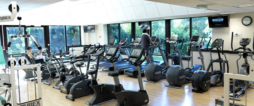 Crowne Plaza Stratford Upon Avon - Fitness Suite