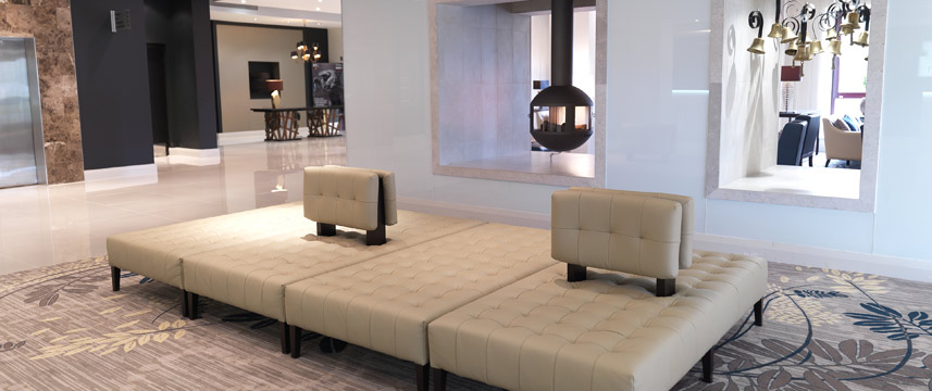 Crowne Plaza Stratford Upon Avon - Lobby Seating