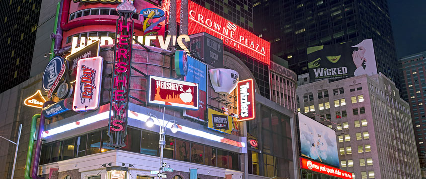 Crowne Plaza Times Square Manhattan - Exterior