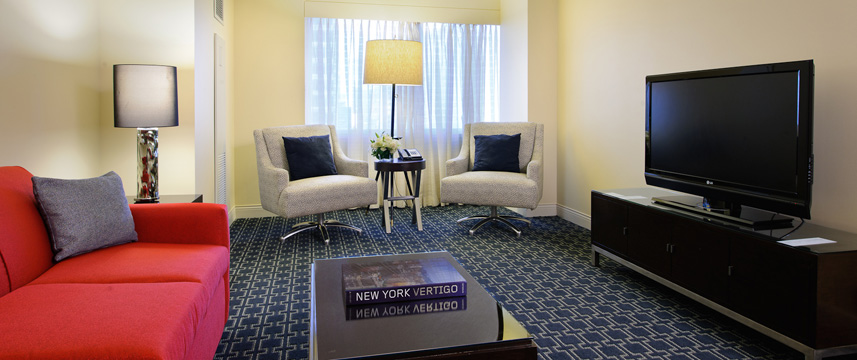 Crowne Plaza Times Square Manhattan - Junior Suite