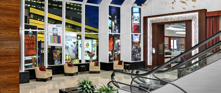 Crowne Plaza Times Square Manhattan - Lobby