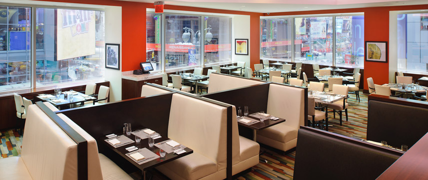 Crowne Plaza Times Square Manhattan - Restaurant