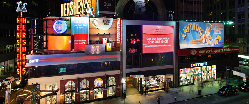 Crowne Plaza Times Square Manhattan - Times Sqaure