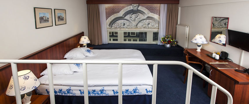 Die Port van Cleve Hotel - Superior Room