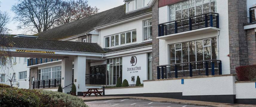 DoubleTree by Hilton Aberdeen Treetops - Exterior