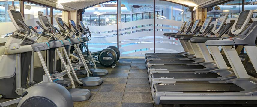 DoubleTree by Hilton Aberdeen Treetops - Fitness Suite