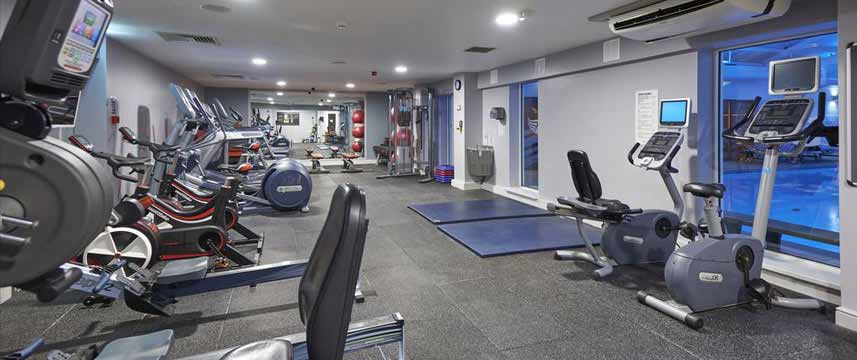 Doubletree by Hilton Hotel Bristol North Fitness Suite