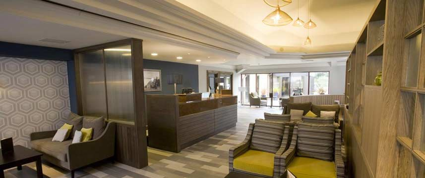 Doubletree by Hilton Hotel Bristol North Lobby