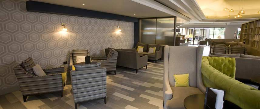 Doubletree by Hilton Hotel Bristol North Lobby Lounge