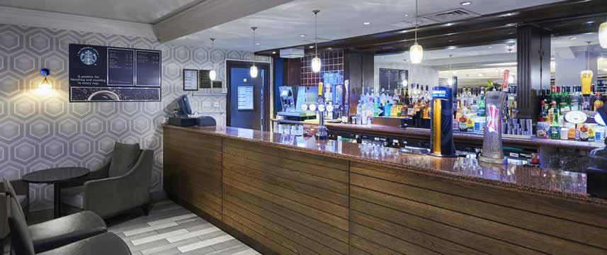 Doubletree by Hilton Hotel Bristol North Lounge Bar