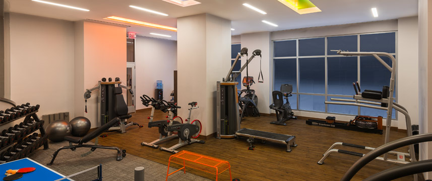 EVEN Hotels New York Midtown East Fitness Room