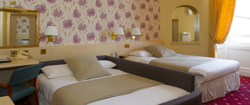 Edinburgh Thistle - Bedroom