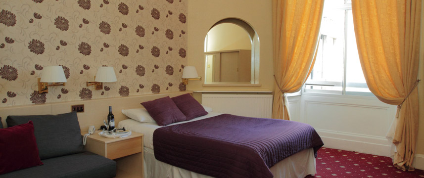 Edinburgh Thistle - Double Room