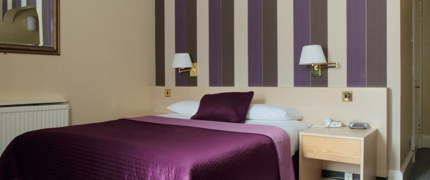 Edinburgh Thistle - Guestroom