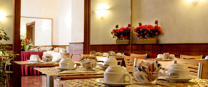 Elite Hotel - Breakfast Room