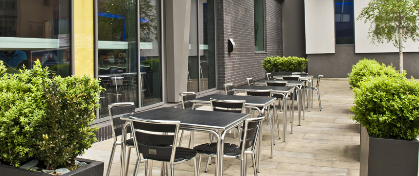 Exp Manchester Arena Patio