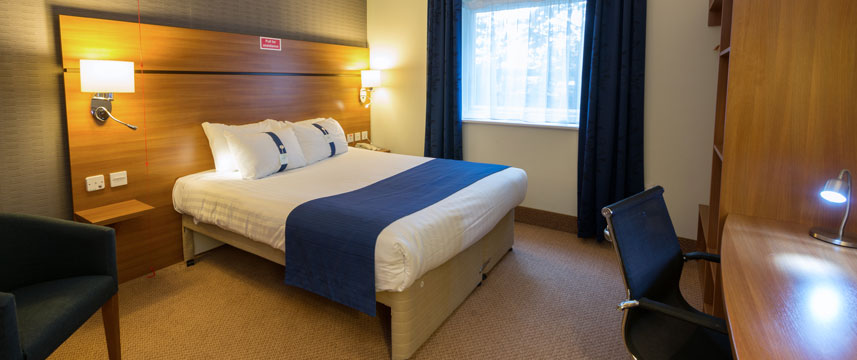 Express Birmingham Star City Guest Room