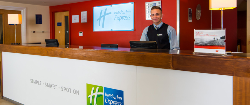 Express Newport Reception