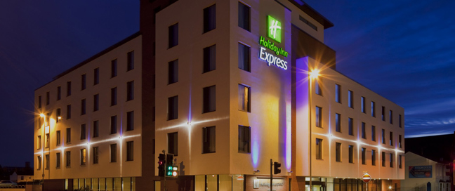 Express by Holiday Inn Cheltenham Exterior