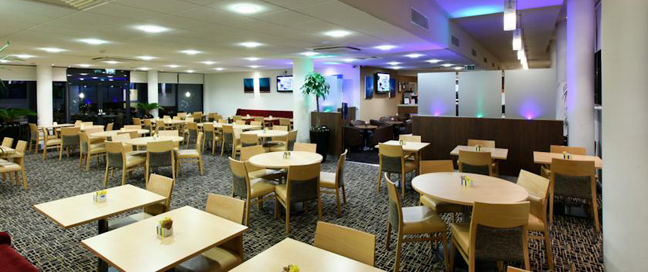 Express by Holiday Inn Cheltenham Restaurant