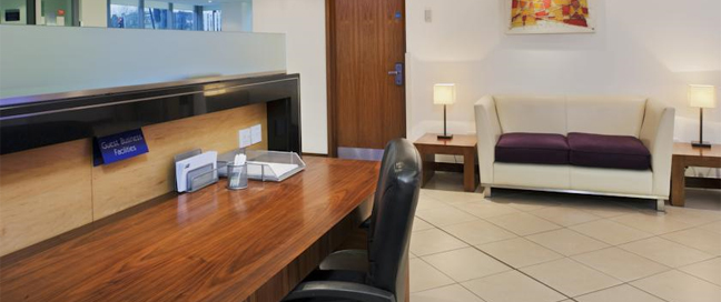 Express by Holiday Inn Swiss Cottage Business Corner